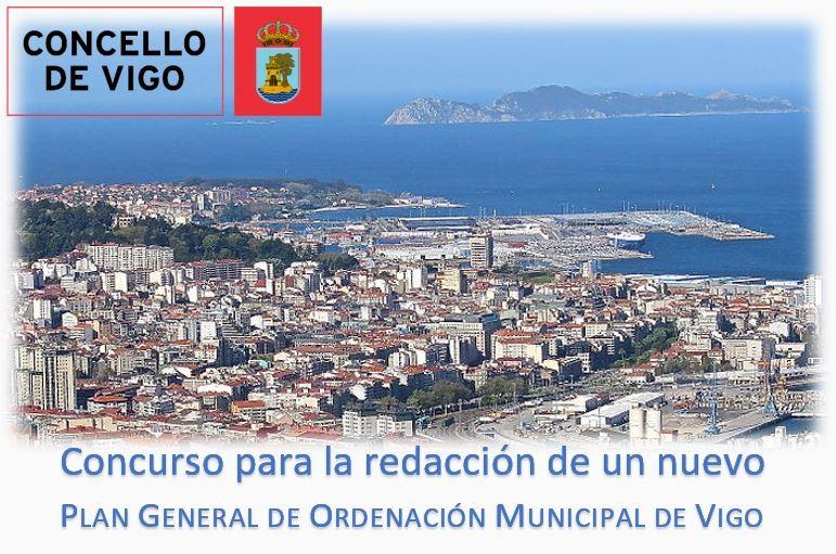 Concurso para la redacción de un nuevo PGOM de Vigo
