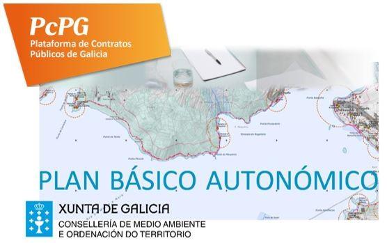 Licitación de Plans Básicos Municipais nos concellos de Galicia sen planeamento [OFERTA PECHADA]