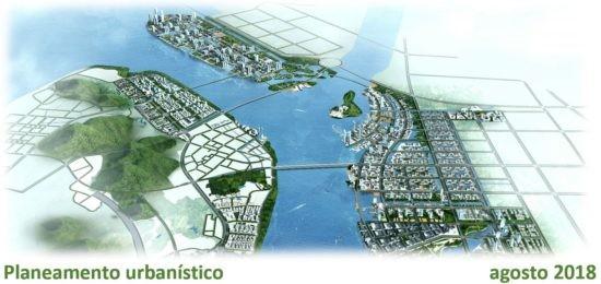 Planeamento urbanístico – agosto 2018
