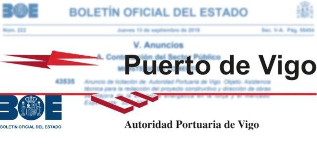Licitación de asistencia técnica de mejora de la eficiencia energética en la lonja y el mercado de Vigo