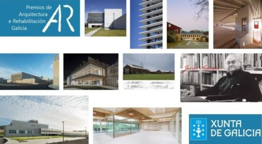 Fallo dos Premios de Arquitectura e Rehabilitación de Galicia