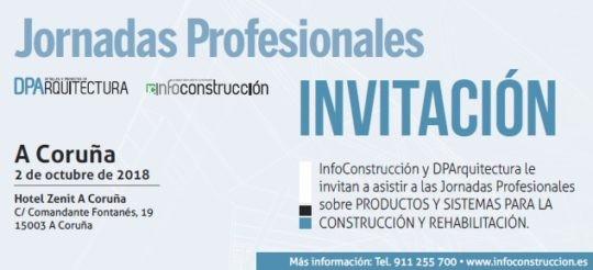 Jornadas Infoconstruccion