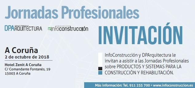 INFOCONSTRUCCIÓN. Jornada técnica: Productos y sistemas para la construcción y rehabilitación