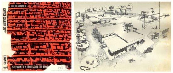Palestra: José Lino Vaamonde: do refuxio provisorio ao campamento petroleiro. Memoria dun arquitecto ourensán do exilio Henry Vicente
