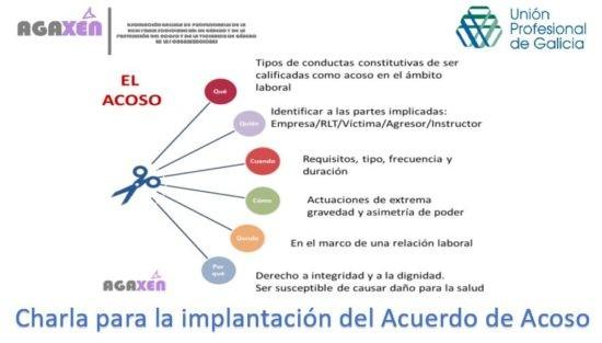 Charla para la implantación del Acuerdo de Acoso