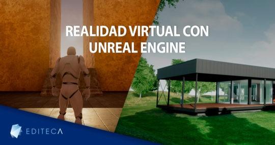 EDITECA. Curso online de Realidad Virtual