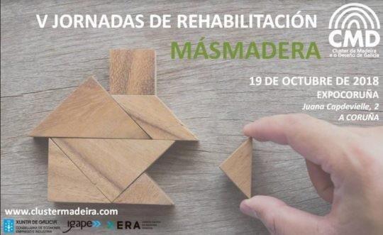 Jornada Rehabilitacion Madera