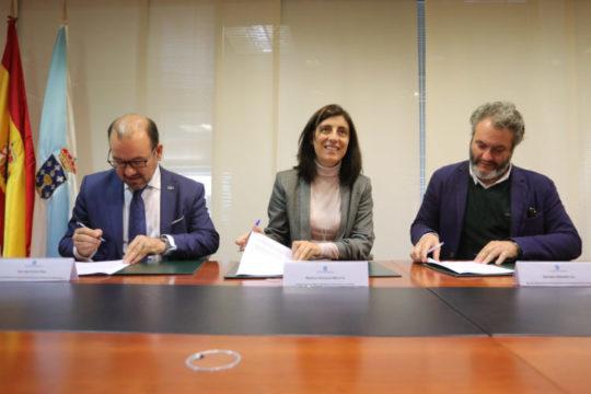 Convenio para elaborar un Plan de dinamización das áreas de rexeneración urbana de interese autonómico (Rexurbe)