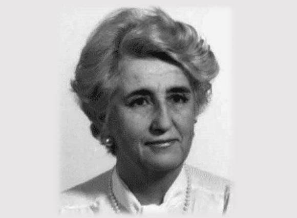 Falecemento de Elena Arregui Cruz-López