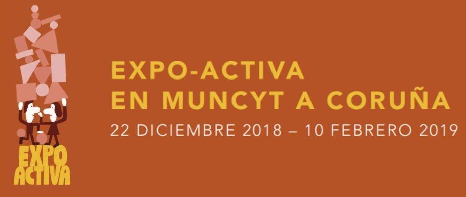 EXPO-ACTIVA EN MUNCYT A CORUÑA