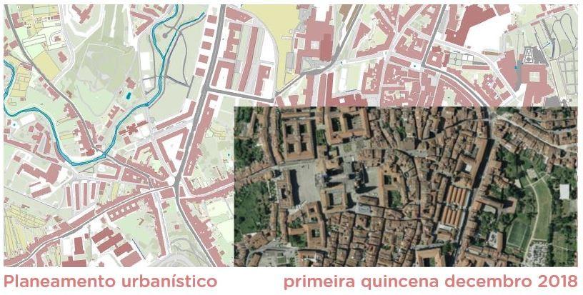 Planeamento urbanístico – primeira quincena decembro 2018