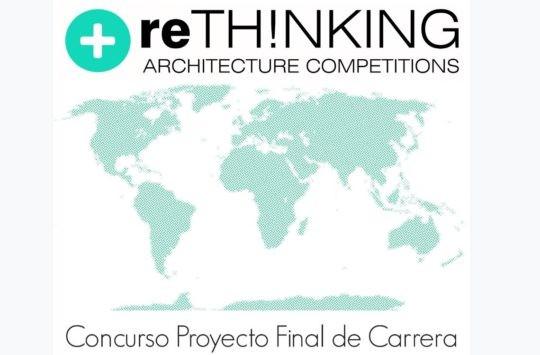 Concurso internacional #018 mejor Proyecto Fin de Carrera (PFC/TFG)