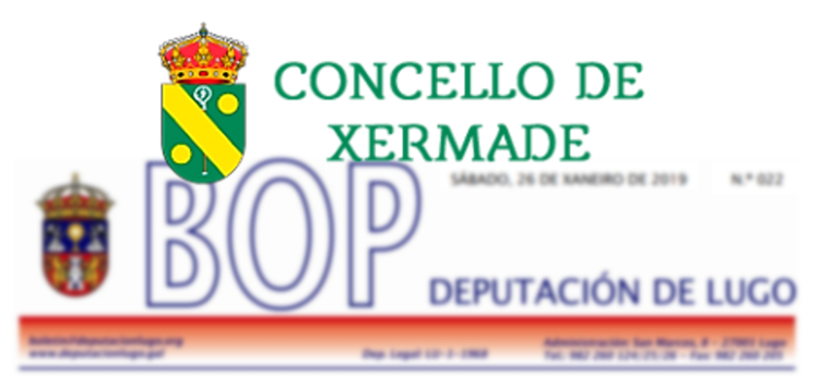 Formación dunha bolsa de emprego para funcionario/a interino/a, do posto de arquitecto/a municipal do Concello de Xermade