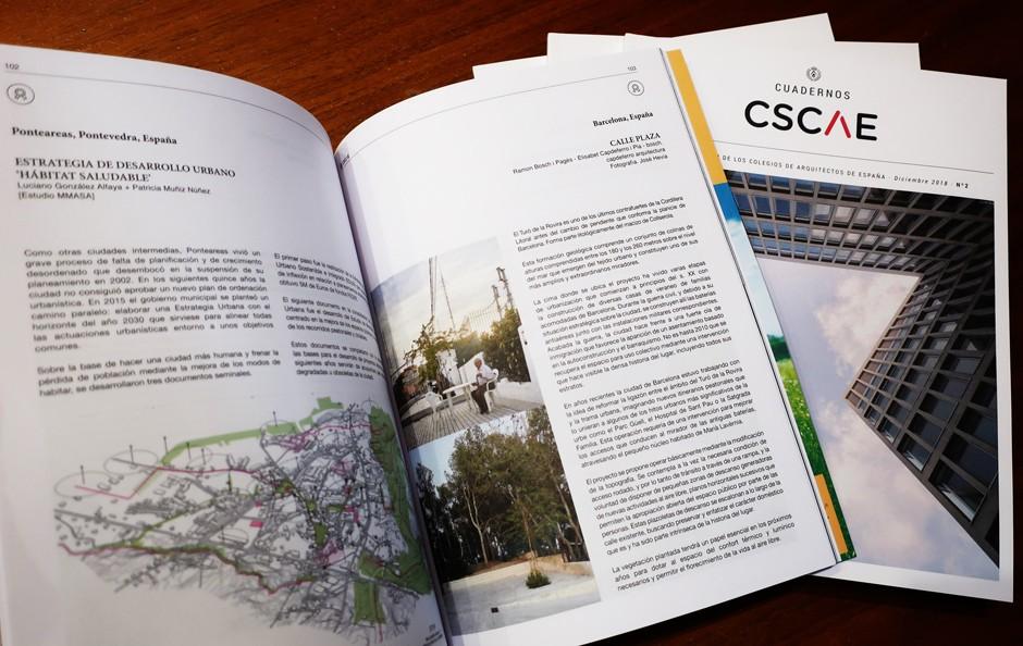 Revista Cuadernos 2 CSCAE