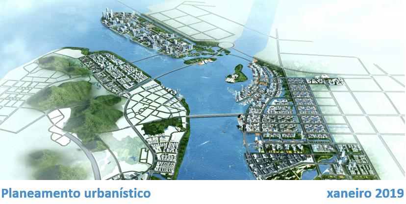 Planeamento urbanístico –xaneiro 2019