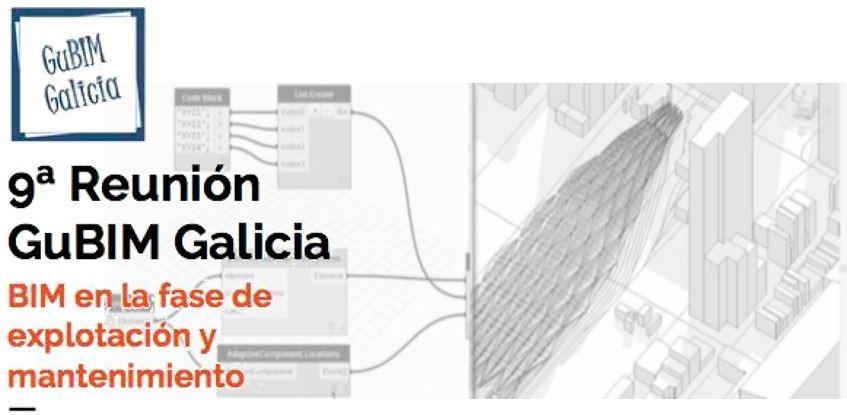 9ª Reunión GuBIM Galicia: Fátima de la Fuente Varela, Uso práctico de Dynamo