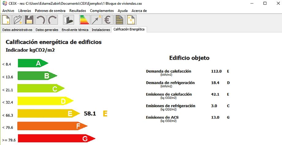 EFINOVATIC. Curso online profesional de CE3X