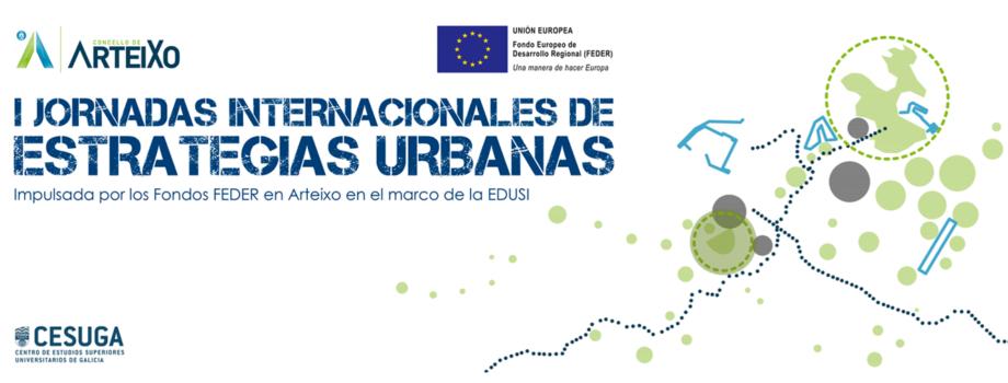 Cambio de horario de las I Jornadas Internacionales de Estrategias Urbanas – Segunda edición