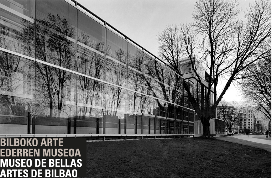Concurso de proyectos con intervención de jurado para la selección de la propuesta de ampliación y reforma del Museo de Bellas Artes de Bilbao