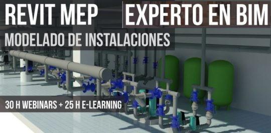 IMASGAL. Módulo 3. REVIT MEP: Modelado de instalaciones