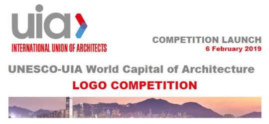 Concurso logo Capital Munidal Arquitectura
