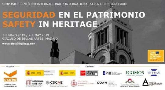 Simposio Científico Internacional Seguridad en el Patrimonio