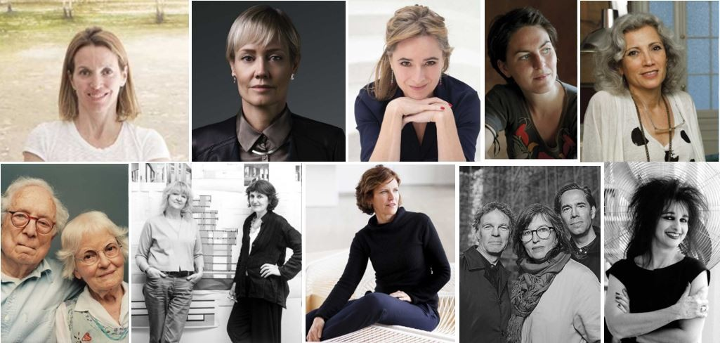 10 mujeres