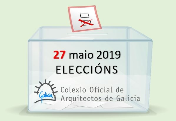 Eleccións 2019: proclamación de candidaturas e de cargos electos