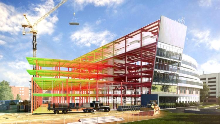 Aberta a matrícula do primeiro novo curso do itinerario formativo «Metodoloxía BIM para arquitectos» 2019 e aberta a preinscrición nos seguintes