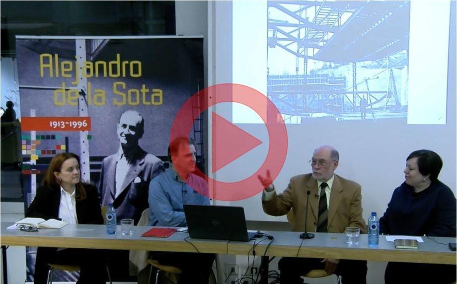 «Charlas Sota»: Gravación da Conversa de Miguel Ángel Baldellou con Victor Olmos moderada por Silvia Blanco
