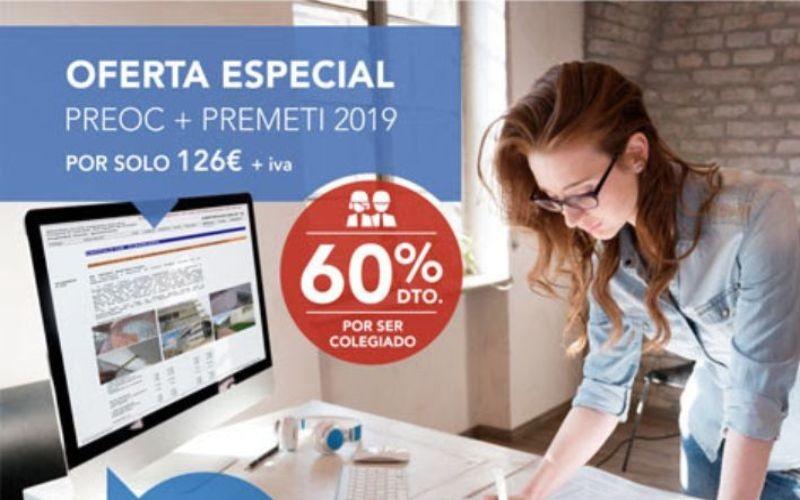Oferta de software PREOC 2019 + PREMETI 2019
