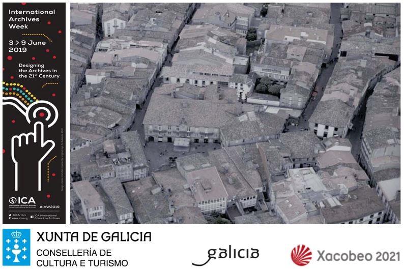 Conferencia «As Casas Reais de Santiago como antecedente da Real Audiencia de Galicia na Coruña»