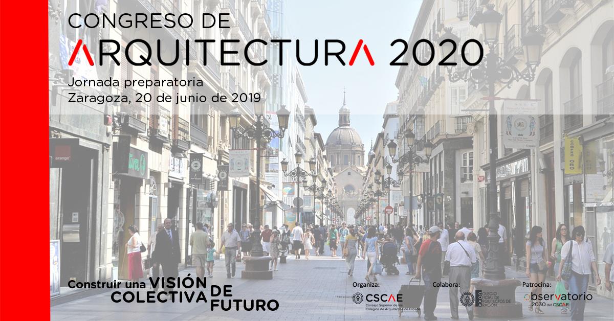 Zaragoza: tres días para empezar a construir una visión