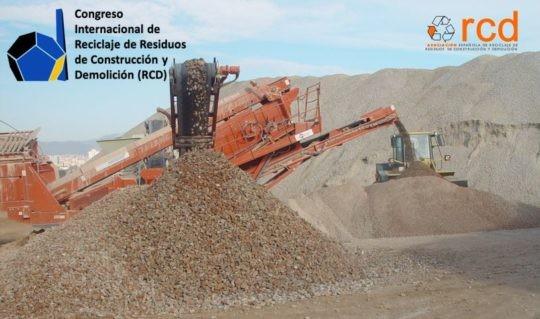 I Congreso Internacional de Reciclaje de Residuos de Construcción y Demolilción.
