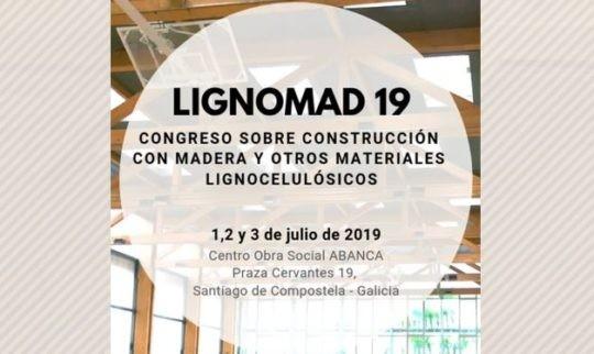 Congreso Lignomad 19 | Seguimiento por streaming