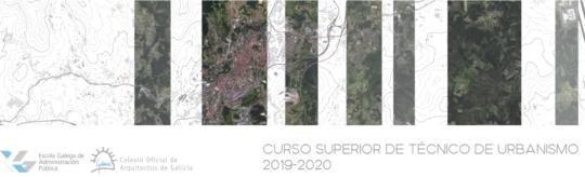 Curso Superior de Técnico de Urbanismo COAG | EGAP 2019-2020. Apertura do prazo de matriculación.