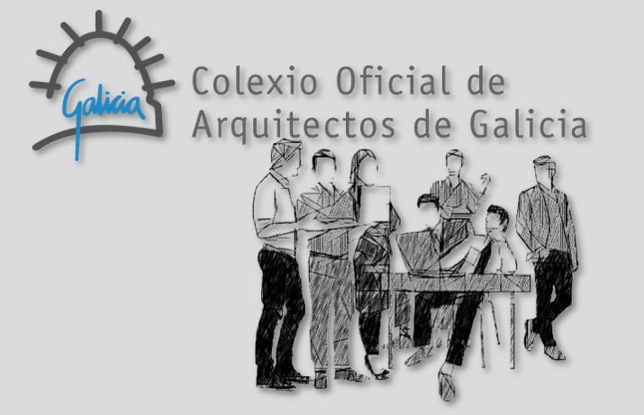 Acordos da Xunta de Goberno sobre a organización das Comisións, Servizos e Grupos de Traballo colexiais