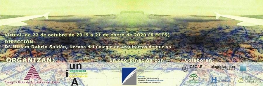 Curso de formación continua en Administración Local para Arquitectos y Secretarios