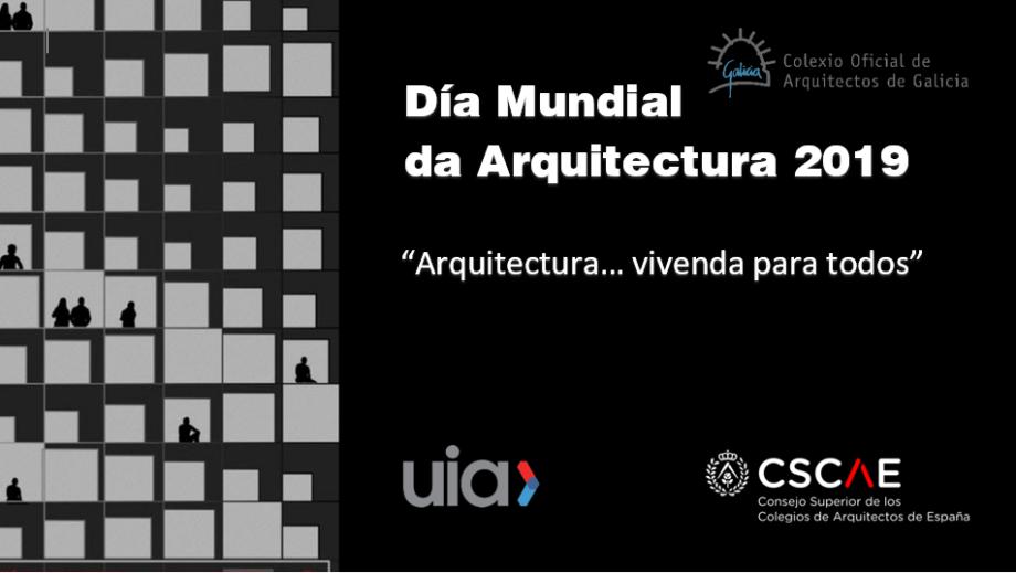 Día Mundial da Arquitectura 2019