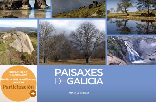 Información pública do proxecto do Decreto polo que se regulan as directrices da paisaxe de Galicia
