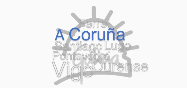 Atención presencial na delegación de A Coruña os días 6 e o 7 de novembro