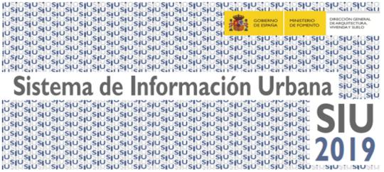 """Publicación """"Sistema de Información Urbana (SIU) 2019"""""""