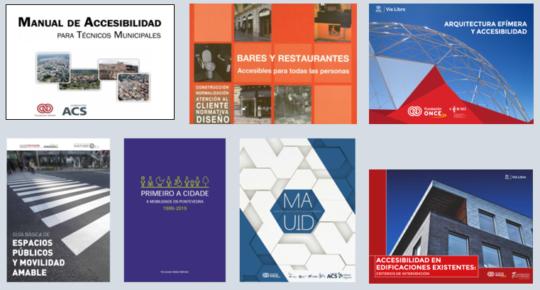 Publicacións sobre accesibilidade universal
