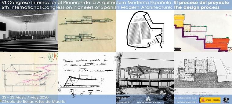 VI Congreso Internacional Pioneros de la Arquitectura Moderna Española