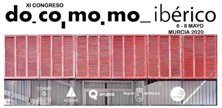XI Congreso DOCOMOMO Ibérico: Ampliación de plazo para la llamada a comunicaciones