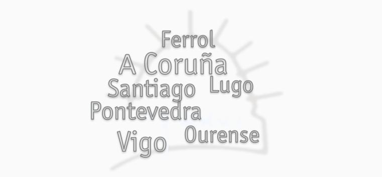 Aviso de peches das Delegacións Ourense, Pontevedra, Vigo e Ferrol por vacacións de persoal