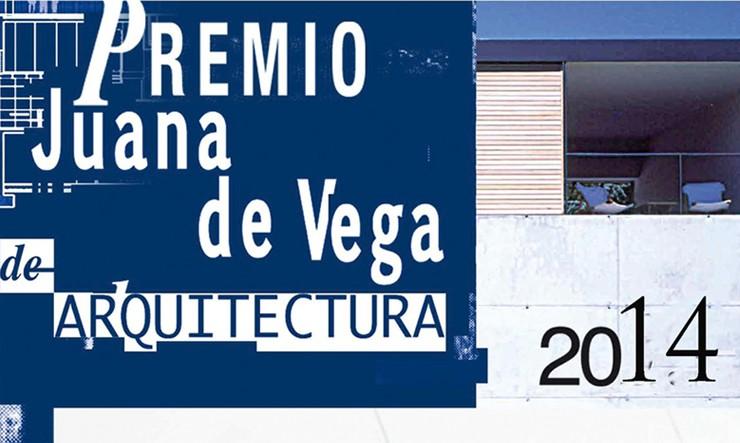 Premio Juana de Vega de Arquitectura 2014
