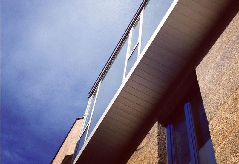 Dos viviendas, un estudio y un local de coworking y eventos. Vigo