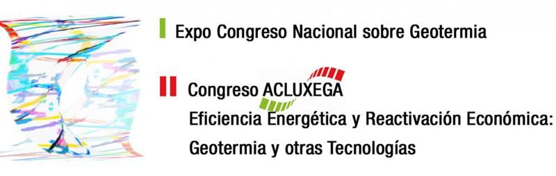 Congreso Nacional de Geotermia y Eficiencia Energética. Pontevedra