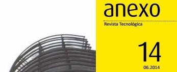 Dispoñible a revista tecnolóxica ANEXO n.14